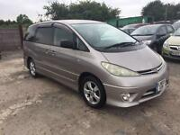 TOYOTA ESTIMA 2003 AERAS PETROL - AUTOMATIC - LOW MILEAGE - 8 SEATER*FAMILY CAR*