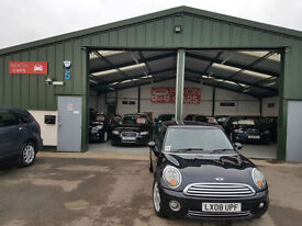 2008 Mini Mini 1.6 PETROL AUTOMATIC Cooper PX WELCOME