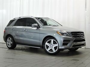 2013 Mercedes-Benz ML350 4MATIC