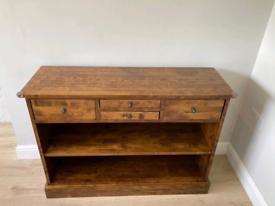 Laura Ashley Garrat Chestnut Side Board/Console Table (RRP £525)
