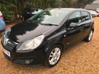 2009 Vauxhall/ Opel Corsa 1.4i 16v ( a/c ) SXi 2 Keys- 1 Keeper Low miles 66k