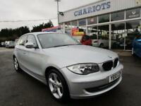2010 BMW 1 Series 2.0 118d Sport 5dr