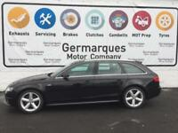 Audi A4 2.0TDI (143PS) S Line Estate 5d 1968cc