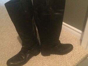 Beautiful Leather Riding Boots Peterborough Peterborough Area image 1