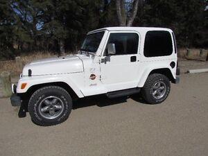 1997 Jeep TJ Sahara Other