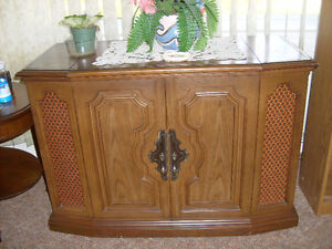 Stereo cabinet--- free