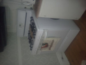 Gas range stove for sale, good for garage