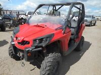 2014 Can-Am Commander 800 ALL CREDIT WELCOME GOOD + BAD ANY UNIT