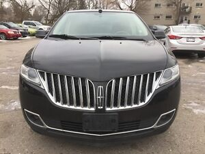 2012 LINCOLN MKX AWD * LEATHER * SUNROOF * REAR CAM * NAV * BLUE London Ontario image 9