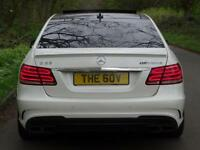2013 63 Mercedes-Benz E63 AMG 'S' 5.5 BI-TURBO 585 bhp..AWESOME PERFORMANCE !!