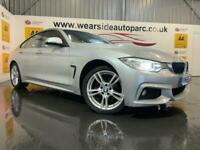 2015 BMW 4 Series 2.0 420D XDRIVE M SPORT GRAN COUPE 4d 188 BHP Coupe Diesel Man