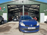 2008 Renault Clio 1.2 Freeway MANUAL PETROL NEW SERIVCE BLACK FRIDAY SAVE 300£