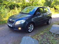 57 Skoda 1.4 TDI Fabia 3 with Superb Service History