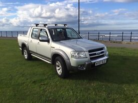 Ford ranger xlt 2007 50,000 miles sell or px for decent van