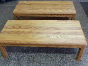 Solid Wood (Oak) Coffee Table