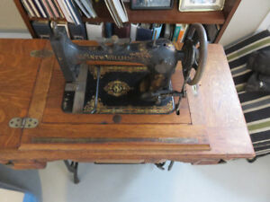 1800's Williams Sewing Machine