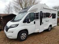 Swift ESPRIT 462, 2016, 2 Berth, Fiat 2.3D, U-Shaped Lounge, Stunning Vehicle!