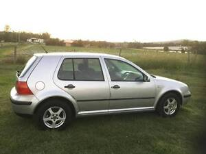 2002 Volkswagen VW Golf Awesome Condition Rothwell Redcliffe Area Preview