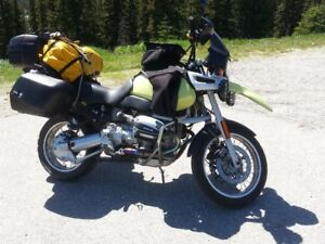FOR SALE 1998 BMW 1150 GS – 60K