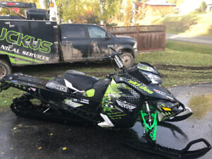 2014 ski doo summit 800 154""