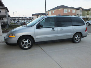 2002 Ford Windstar Sport, Good Kms