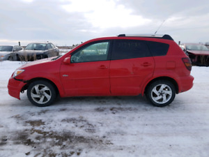 PARTING OUT / WRECKING: 2005 PONTIAC VIBE * PARTS *