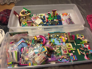 Friends LEGO lot