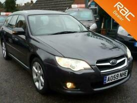 image for 2009 59 SUBARU LEGACY 2.0 REN AWD 5D 165 BHP ONE OWNER, FULL SERVICE HISTORY,