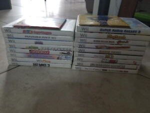 Various Wii, PS3 & PS4 games for sale - starting from $2