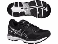 BRAND NEW Asics GT 2000 4 running shoes Size 5 BLACK *RARE*