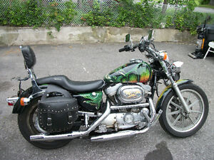 harley davidson sporters very good shape.