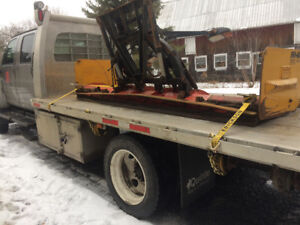 16' aluminum hydraulic tilt deck  $14,000 OBO