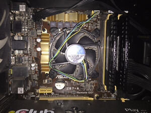 Gaming PC Components Bundle (CPU/MOBO/RAM/CASE)