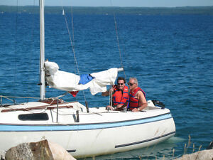20 ft sailboat, trailer and long shaft out board motor $2000 OBO