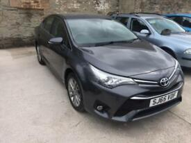 Toyota Avensis 1.8 V-matic ( 147ps ) 2015MY Business Edition