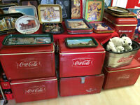 Collection Coca-Cola (coke) + 2000 objets