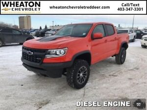 2019 Chevrolet Colorado ZR2  | Diesel | Remote Starter | Heated