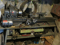 Lathe / Tour, Atlas