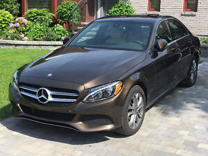 À QUI LA CHANCE !  2017 Mercedes-Benz C-Class C 300 Berline