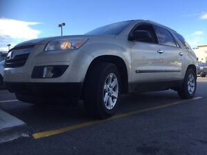 2008 SATURN OUTLOOK SUV AWD LIKE NEW ONE OWNER PERFECT