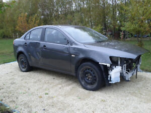 2009 Mitsubishi Lancer DE for parts