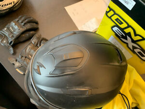 Scorpion motorcycle helmet, Doan motorcycle helmet, scorpion mot