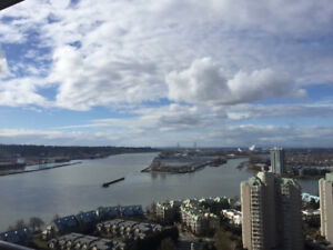 Looking for Roommate to Share High-rise Condo (New Westminster)