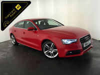2014 AUDI A5 S LINE TDI DIESEL 1 OWNER SERVICE HISTORY FINANCE PX WELCOME