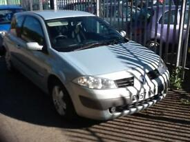 Renault Megane DIESEL,LOW MILES,LOVELY CONDITION OCTOBER 18 MOT
