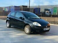 2007 Fiat Grande Punto 1.2 Active 3dr HATCHBACK Petrol Manual