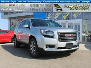 2015 GMC Acadia SLT-1 | AWD | Low KMs  - Leather Seats - $246.52