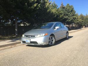 Low Km's. 2006 Honda Civic