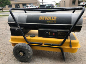 DeWALT Forced Air Kerosene Heater