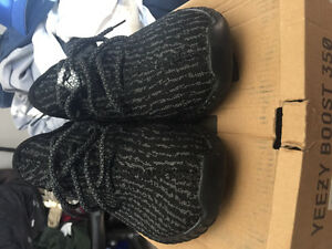 YEEZY boost 350 pirate black for sale
